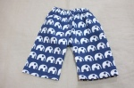 baby pants 7 - blue elephants 2