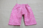 baby pants 8 - pink spots