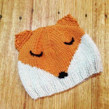 fox-beanie