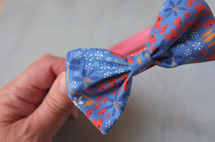 Hand-made bow