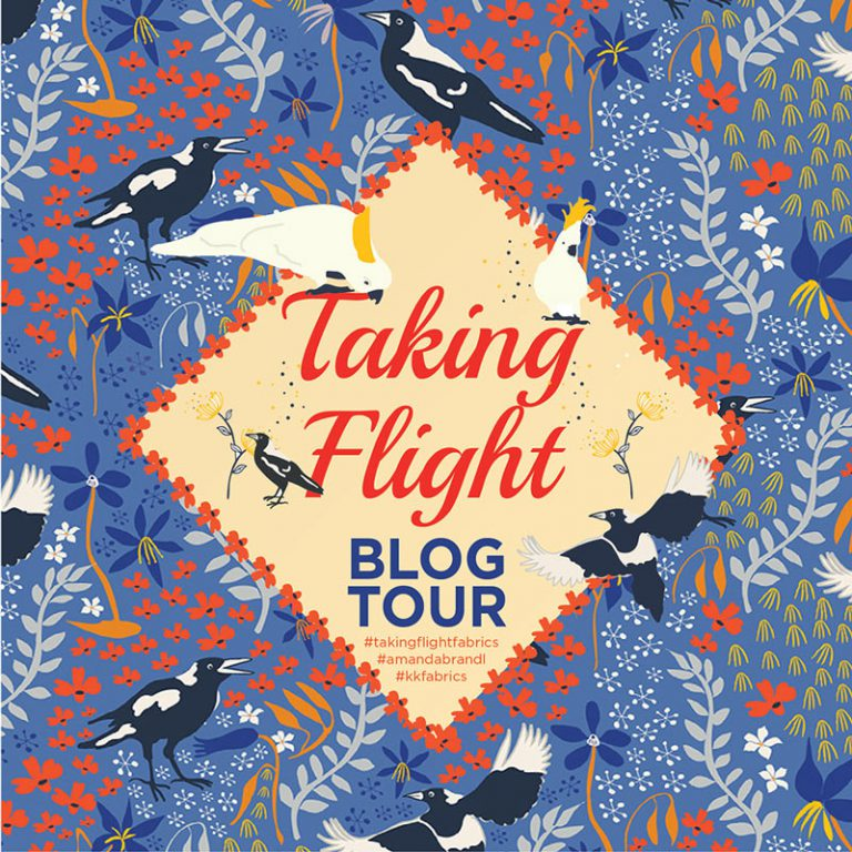 Taking flight blog tour image